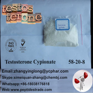 Well-Tolerated Anabolic Male Steroid Powder Testosterone Cypionate pictures & photos