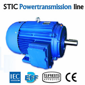 IEC Cast Iron Ie3 6pole High Efficiency AC Motor