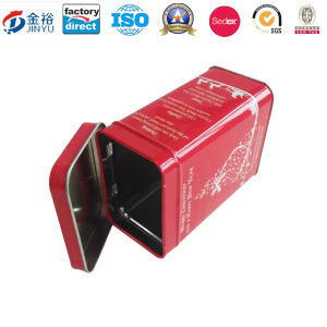 Metal Hinged Box Wholesale for Gift Packaging pictures & photos