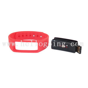 Smart Bluetooth Bracelet Bluetooth Wearing Bracelet for QQ/Wechat pictures & photos