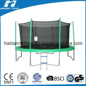 14ft Round Premium Trampoline with Enclosure (HT-TP14) pictures & photos