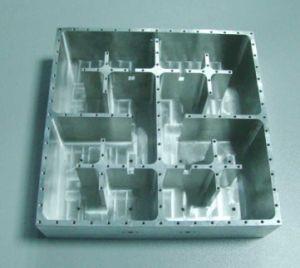 CNC Machining Parts for Zinc Die Cast Motor Housing