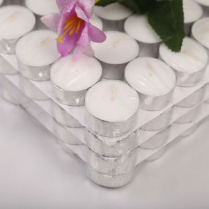 Pure Wax 14G Color Tea Light Candle pictures & photos
