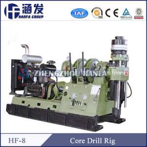 Well Received! Multi-Functional Core Drilling Rig (HF-8) pictures & photos