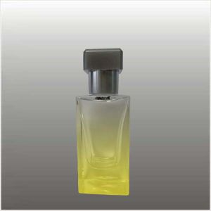 60ml Multi-Colored Glass Perfume Bottle with Different Sprayer (KLN-20) pictures & photos