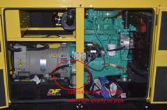 200kVA Cummins Electric Diesel Generator Set pictures & photos