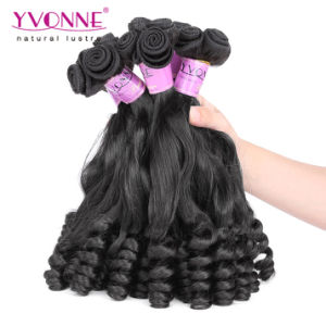 Hot Selling 100% Human Hair Weft Unprocessed Fumi Remy Hair pictures & photos