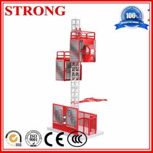 High Quality Construction Hoist (SC200/200) pictures & photos