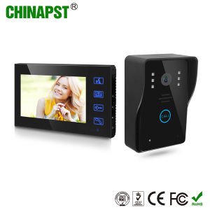 Mini Waterproof Touch Key Wired Video Intercom Doorphone (PST-VD7WT2) pictures & photos