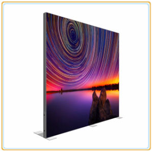 Outdoor or Indoor Aluminum Advertising Fabric Light Box pictures & photos