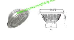 LED Light LED COB Dimmable LED AR111 pictures & photos
