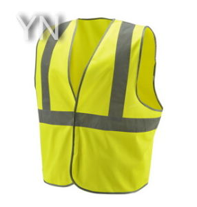Hot Reflective Safety Workwear Vest with High Visibility and Good Quality pictures & photos