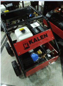 Diesel Driven Pressure Washer Honda Pressure Cleaner