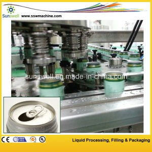 Fully-Automatic Good Quality Hot \Sale Can Tin Filling Machine pictures & photos