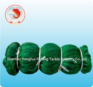 Nylon Mono Fishing Net with Green Color pictures & photos