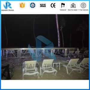 Multiple Level Stage with Truss for Outdoor Events Double-Layer Stage pictures & photos