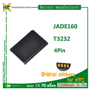 Mobile Phone Li-ion Battery Cell for HTC T3232 pictures & photos