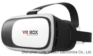 Polarized 3D Eyeglass Vr Glasses Type and 3D Vr Glasses, 2.0 3D Vrbox Glasses Type Mobile Vr Headsets pictures & photos