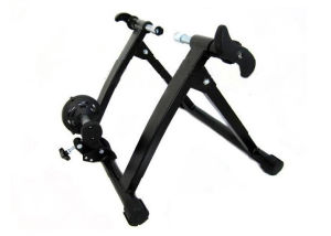 Indoor Metal Powder Coated Magnetic Indoor Bike Trainer pictures & photos