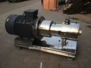 Stainless Steel Inline High Shear Homogenizer Pump pictures & photos