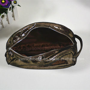2016 Fashion Portable Travel Shiny Colorful Makeup Bags Cosmetic Bag pictures & photos