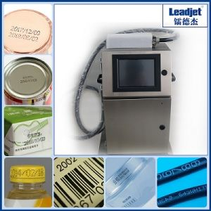 Inkjet Type Package Expiry Date Coding Machine pictures & photos