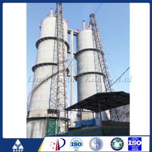 2016 Jinyong 50 Tpd Small Capacity Lime Vertical Shaft Kiln, Mini Lime Kiln for Lime Production Plant High Thermal Efficiency pictures & photos