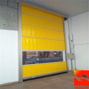Durable PVC High Speed Roller Door (HF-K116) pictures & photos