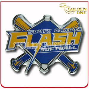High Quality Full Color Printing Expoxy Coated Metal Lapel Pin pictures & photos