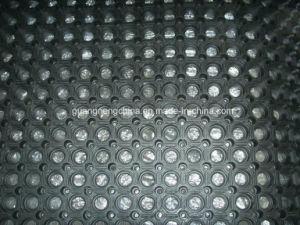Best Colorful Rubber Grass Floor Mats/Drainage Rubber Mat pictures & photos