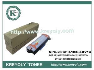 Copier Toner for Canon GPR-18/NPG-28/C-EVX14 pictures & photos