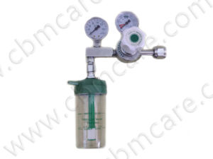 Medical Oxygen Reducer with Humidifier Bottle pictures & photos