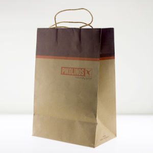 Hangzhou Factory Customized Gift Paper Bag / Shopping Paper Bag pictures & photos