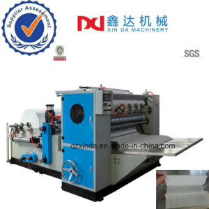 Full Automatic Equipment Embossed & Folding Towel Paper Equip Machine pictures & photos