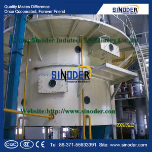 Soya Solvent Extraction Plant Machinery. pictures & photos