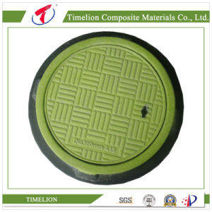 FRP Manhole Cover Beat Stainless Steel Manhole Covers in Design Security pictures & photos