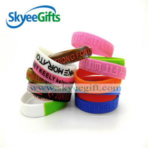 Sports Events Colorful Silicone Wristbands pictures & photos