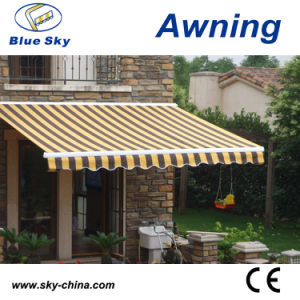 Garden Polyester Free Standing Retractable Awning (B3200) pictures & photos