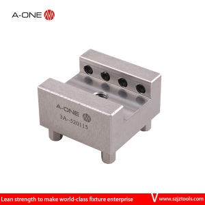 EDM Clamping Steel Holder for Electrode Workpiece 3A-520115 pictures & photos