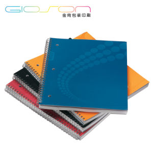 Spiral Bound Note Book/ Exercise Book Printing pictures & photos