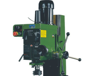 Gear Driving Vertical Drilling & Milling Machine with High Precision (ZX-40A) pictures & photos