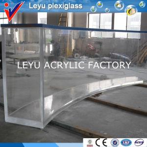 Big Clear Acrylic Plastic Fish Tank
