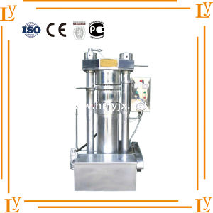 Automatic Seasame Hydraulic Cold Oil Press Machine pictures & photos