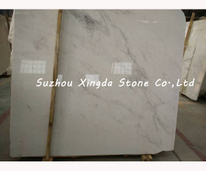 Popular Commercial Vitrified White Marble Panel
