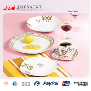 Square Shape Ceramic Table Ware pictures & photos