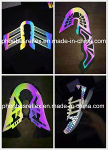 Seven-Color Reflective Material (FBS) pictures & photos