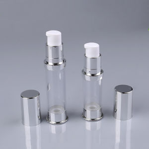 Aluminum Airless Bottle for Cosmetic (NAB12) pictures & photos