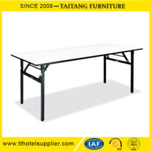 Wholesale Wediing Banquet Plywood Restaurant Dining Table pictures & photos