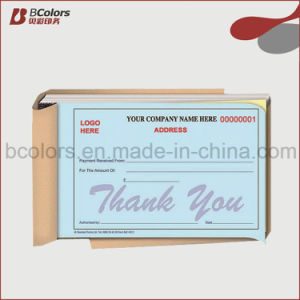Custom 2ply/3ply Carbonless Business Invoice Book Printing pictures & photos