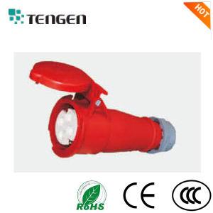 IP44 IP67 110V 230V 400V 440V Industrial Electric Connector and Plug pictures & photos